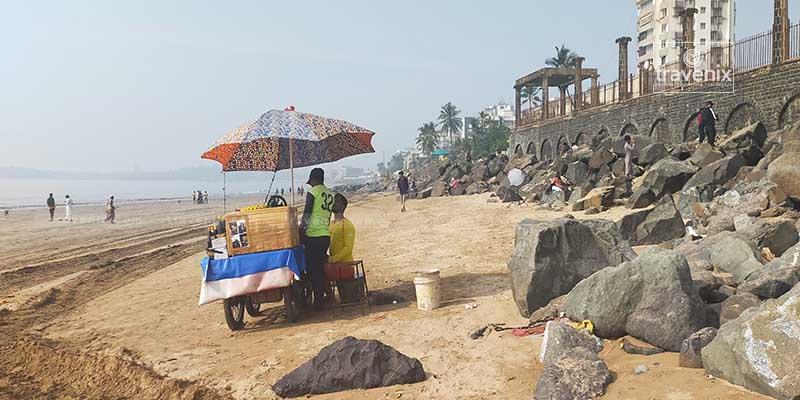 Versova Beach Stall