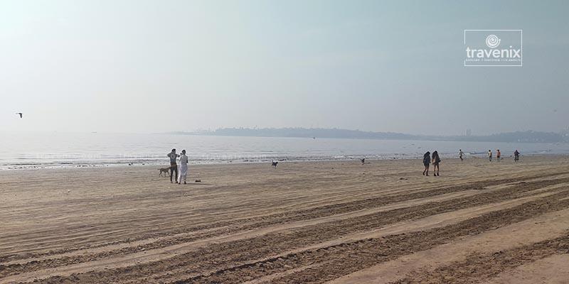 Versova Beach Sunset Point