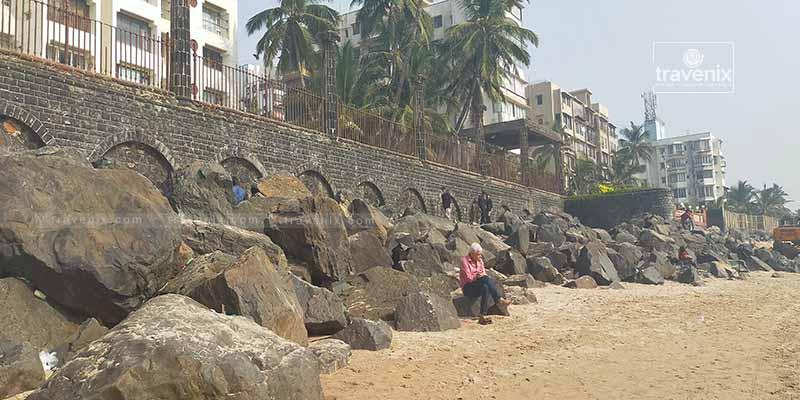 Versova Beach View