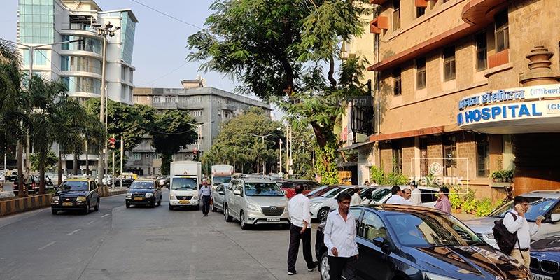 Bhatia Hospital Walkway