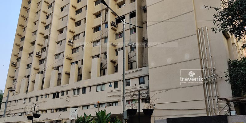 Bombay Hospital Building
