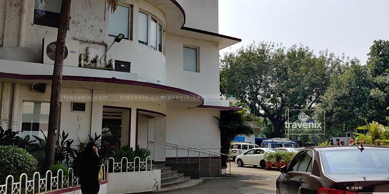 Nanavati Hospital Entrance