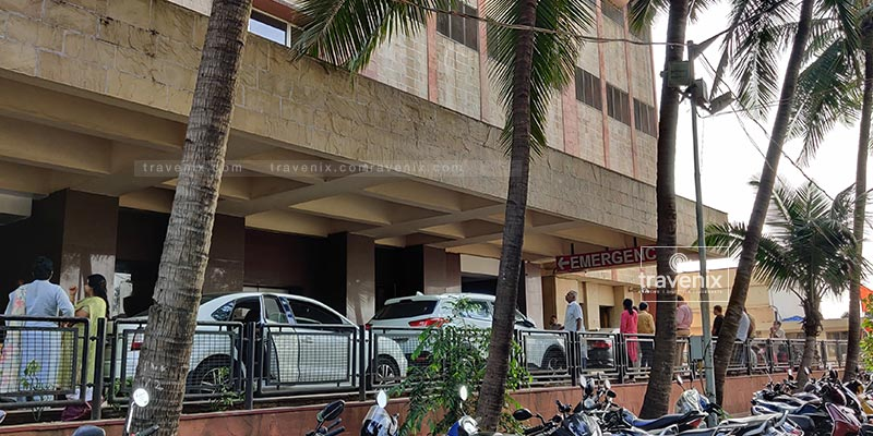 P.D Hinduja National Hospital And Medical Research Centre Parking