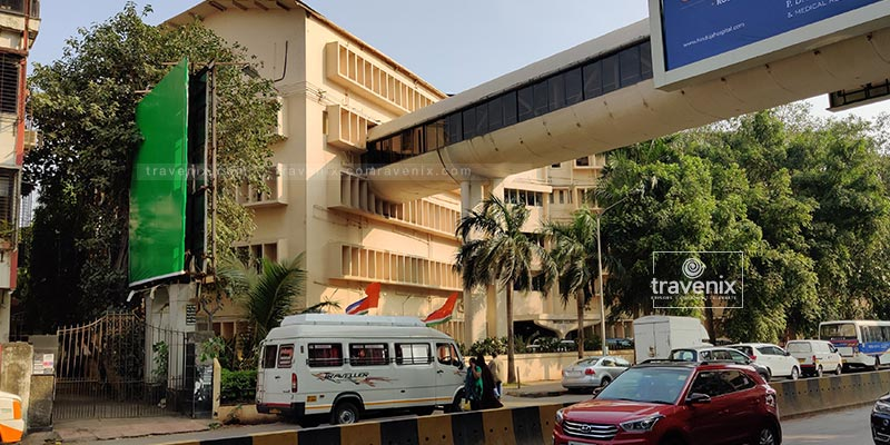 P.D Hinduja National Hospital And Medical Research Centre Road