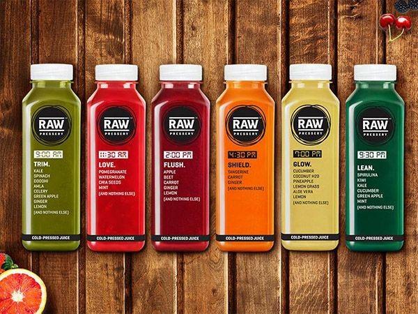 Best Cold Pressed Juice Brands In India