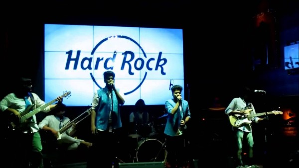 Nearest Hard Rock Cafe