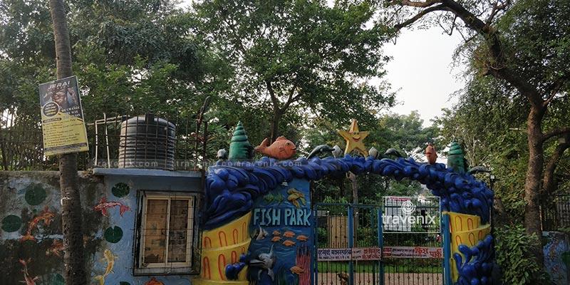 Borivali Fish Park