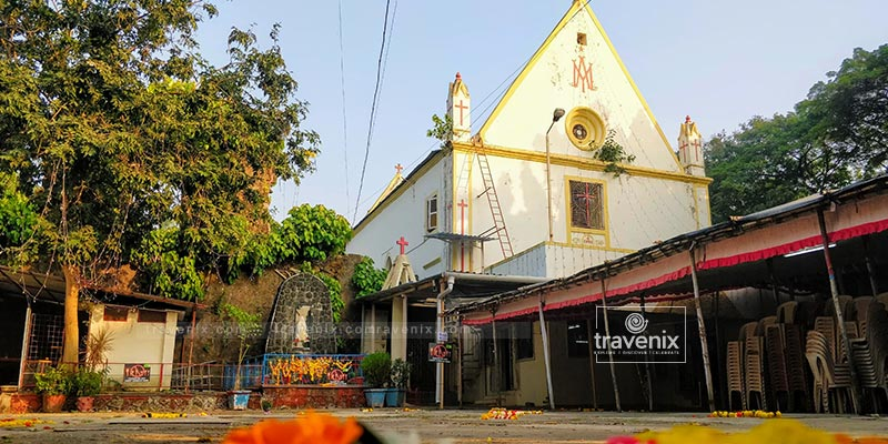 Borivali Our Lady of the Immaculate Conception Church