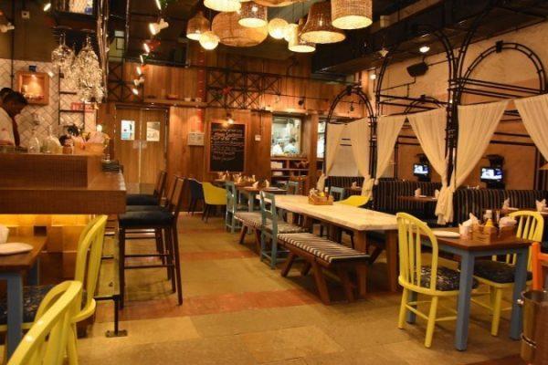 Cafe Hawkers New Delhi Delhi