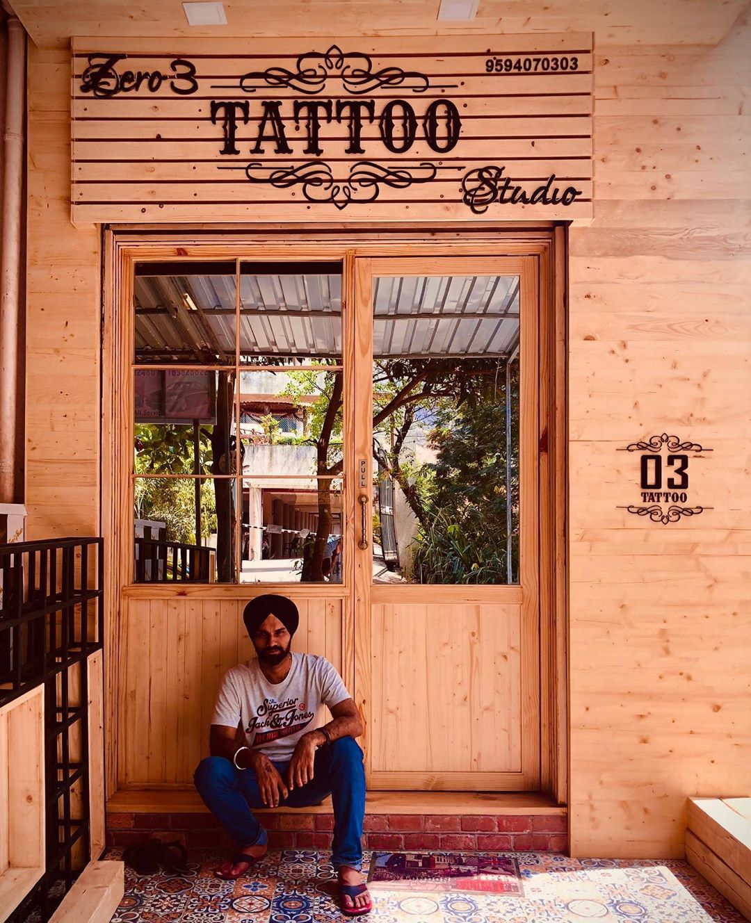 Zero3 Tattoo Studio