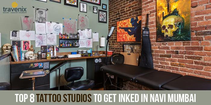 Best Tattoo Studios in Navi Mumbai