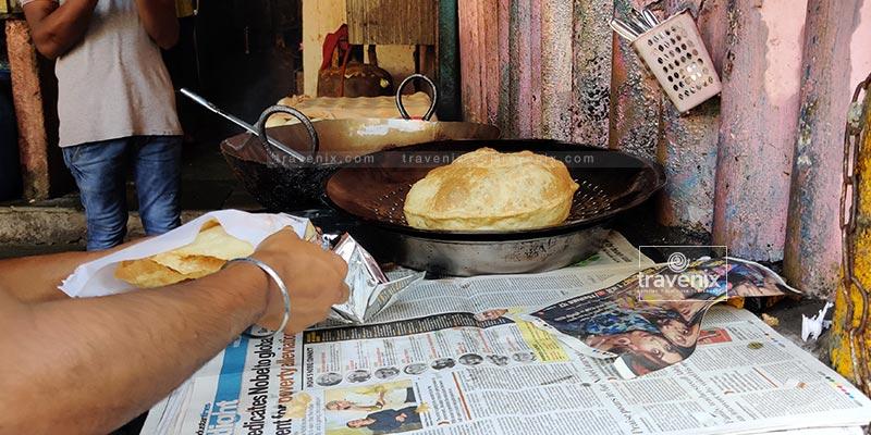 Chawla Chhole Bhature