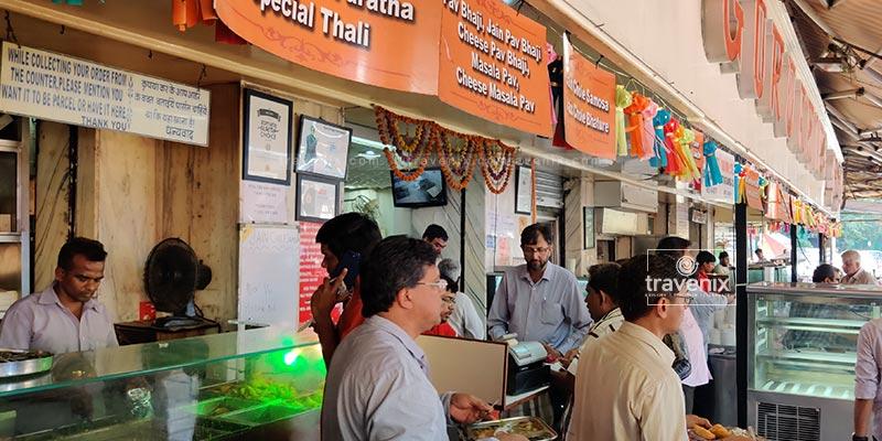 Customers at Gurukripa Mumbai