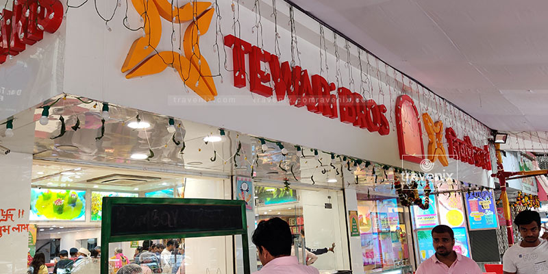 Tewari-brothers Chhole Bhature Shop