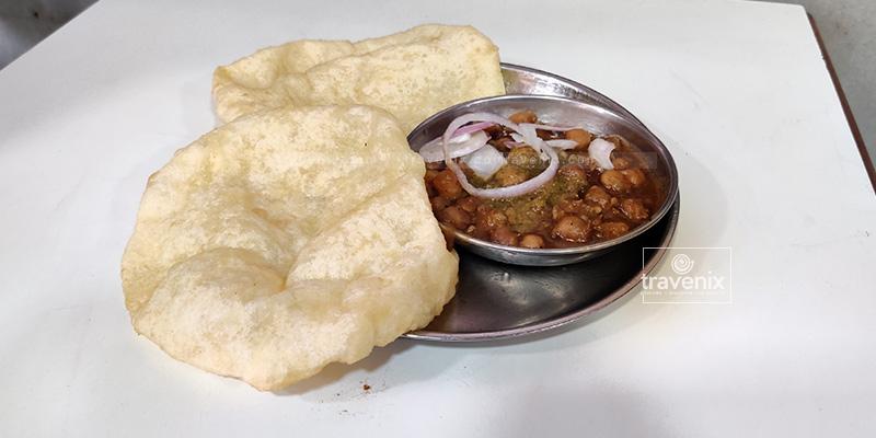 Vig Refreshments Chhole Bhature
