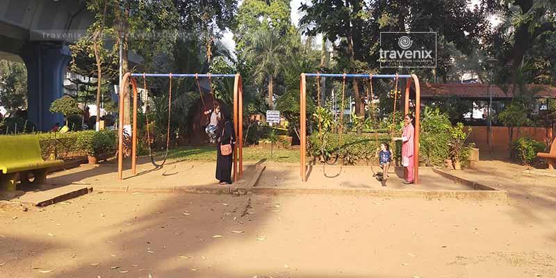B N Maheshwari Udyan Swings