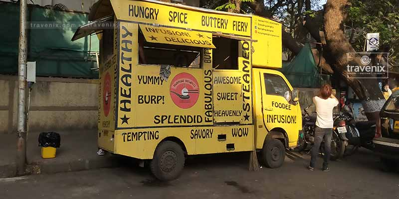 Dumpling Delights Food Truck