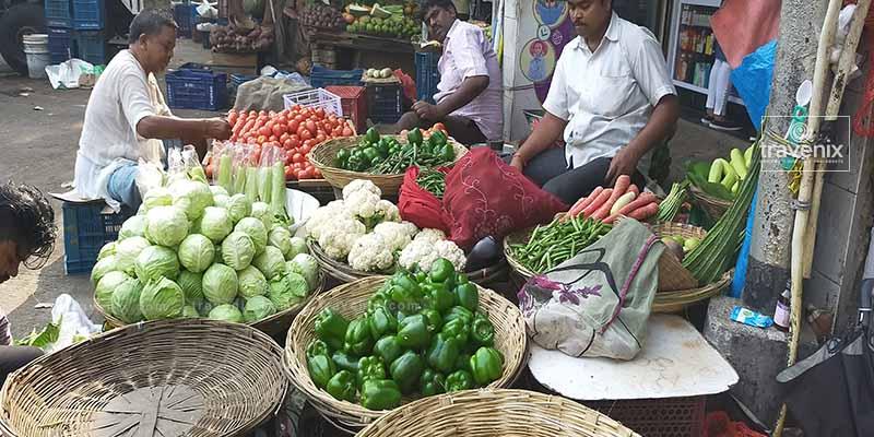 Matunga Grocery Market