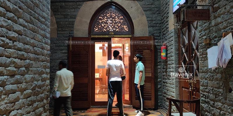 Churchgate Bombay High Court Museum
