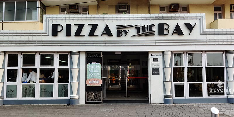 Pizza By The Bay Entrance
