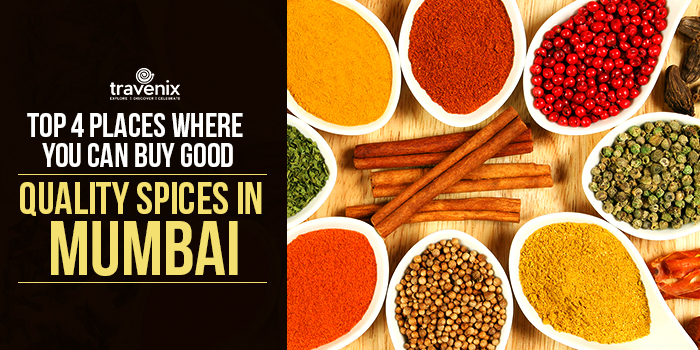 4 Best Places To Buy Spices In Mumbai