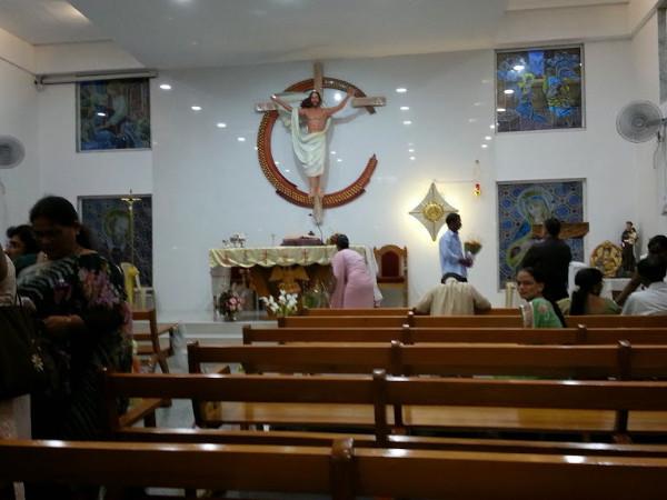 5 Churches In Navi Mumbai Where You Can Join The Christmas Cheer