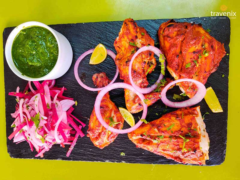 roasted chicken tandoori chicken lovers