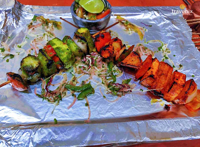authentic Tandoori Platter