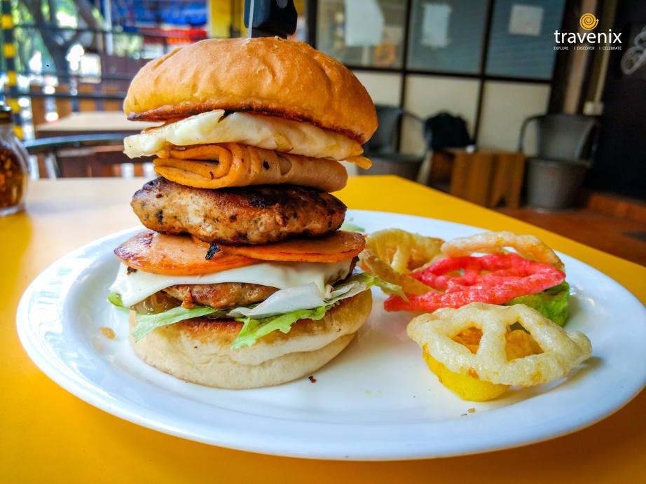Jawbreaker burger, Brunch n munch
