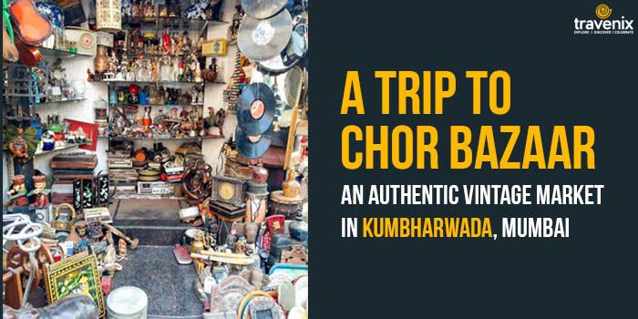 A trip To Chor Bazaar