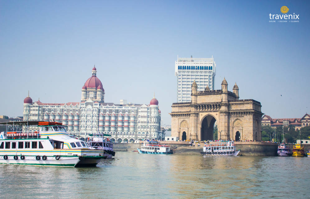 Gateway Of India 3 Days in Mumbai