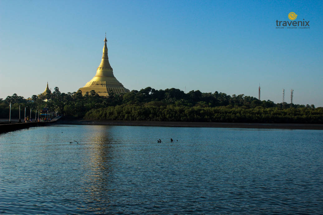 Global Vipassana Pagoda 3 days in Mumbai
