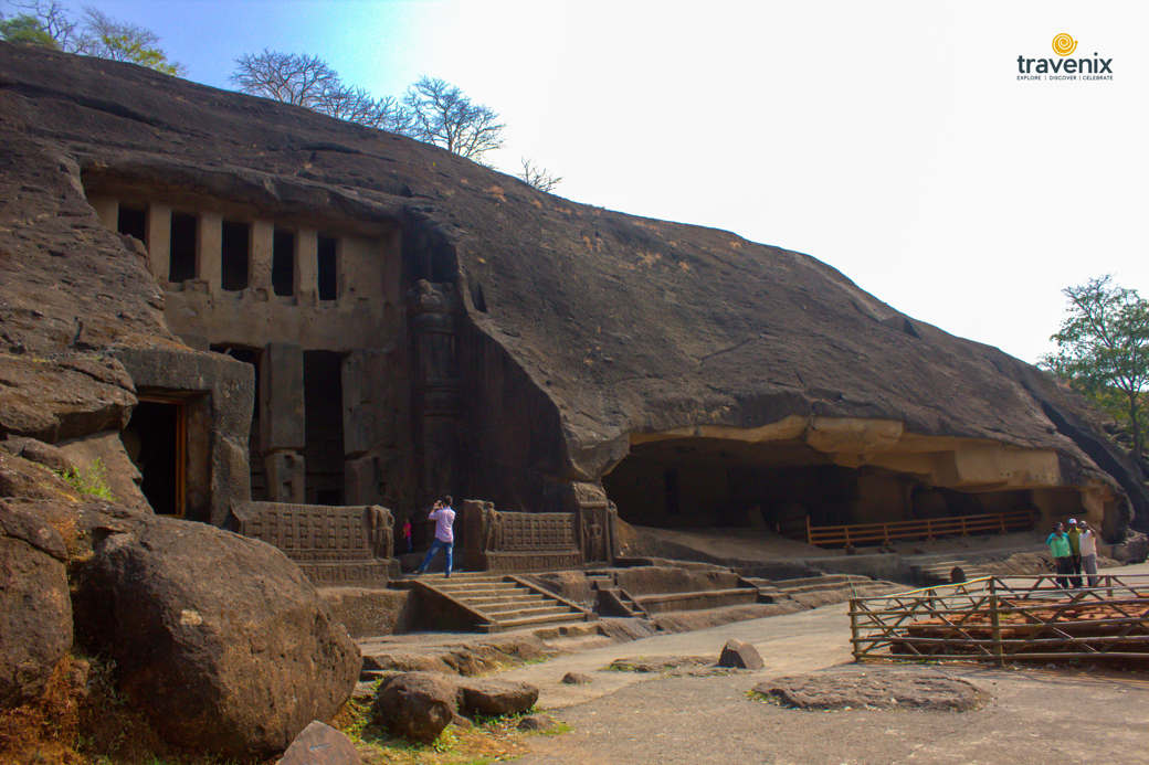 Sanjay Gandhi national park Kanheri Caves