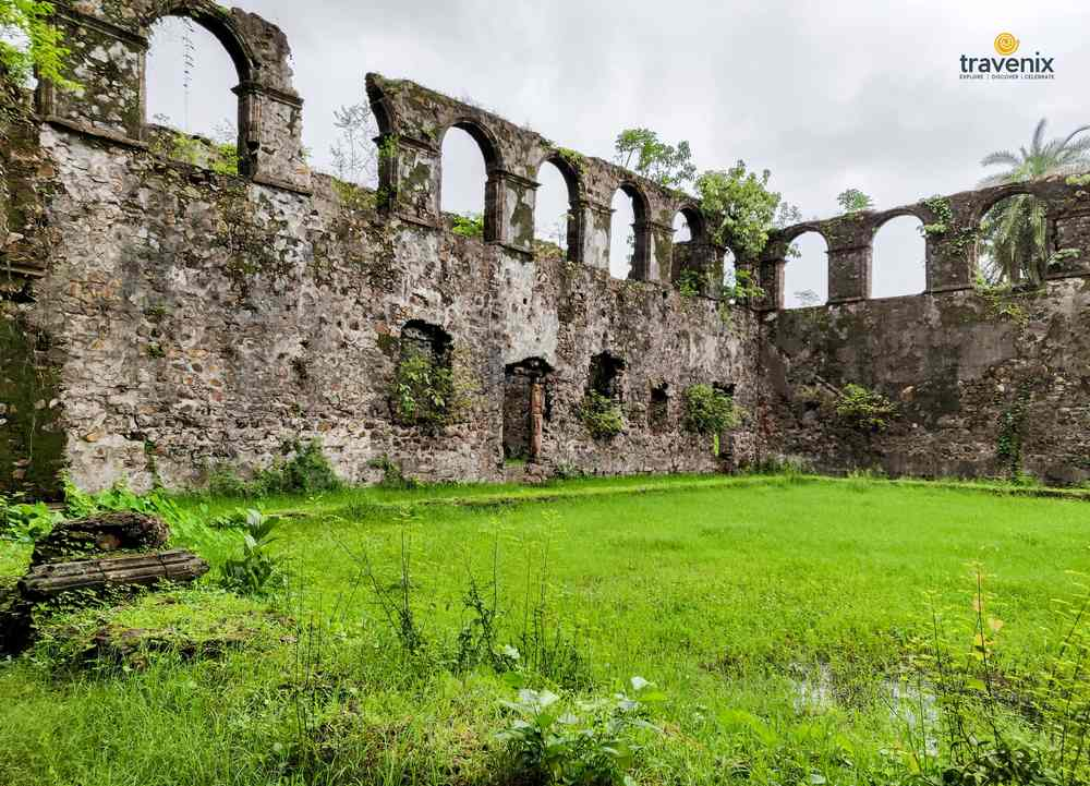 Vasai Fort weather