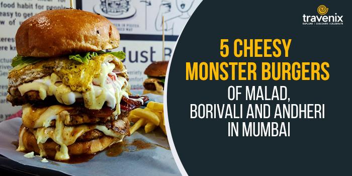 Mumbai Monster Burgers