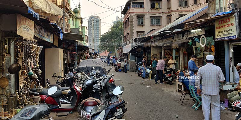 Chor Bazar Walkway