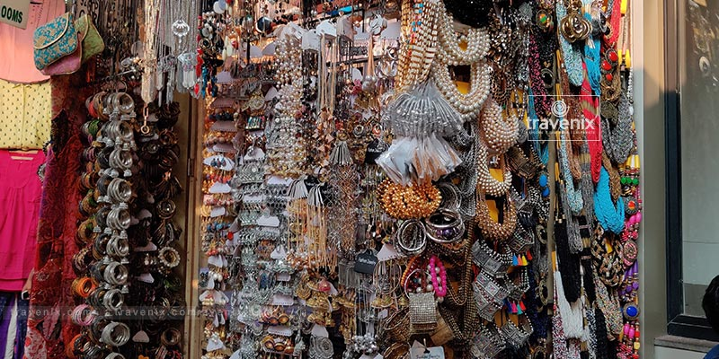 Colaba Causeway Jewelery Shopping