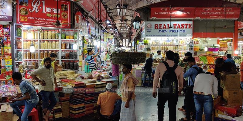 Crawford Market Shops