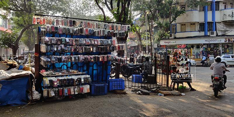 Gandhi Market Electronic Item Stall