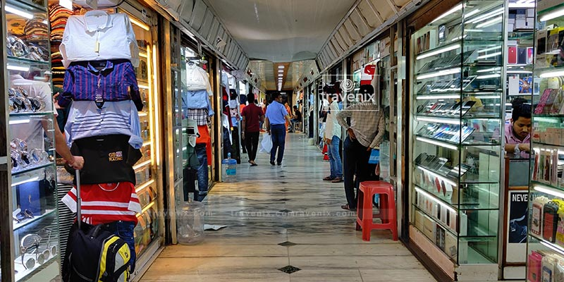 Heera Panna Shops