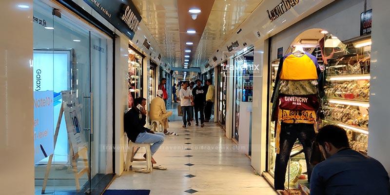Heera Panna Walkway