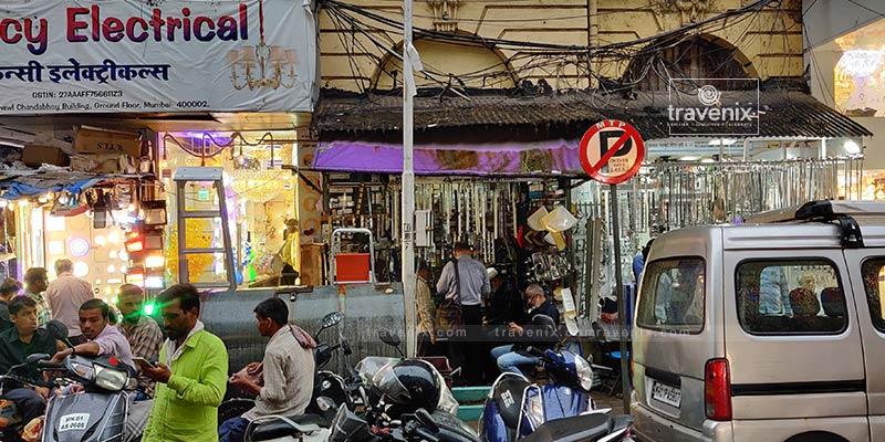 Lohar Market Electronics Lane