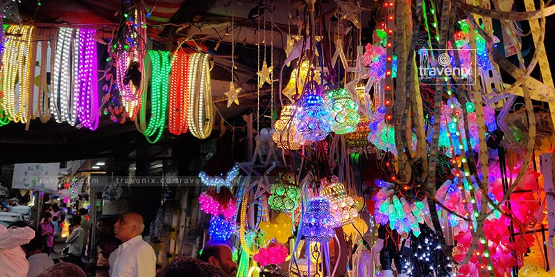 Lohar Market LED Lights Shopping