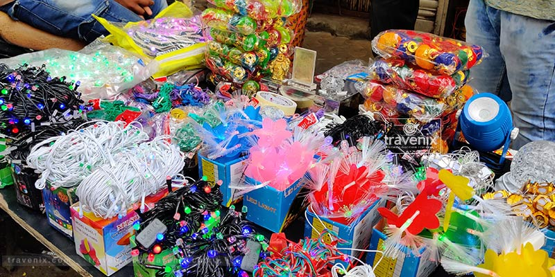 Mangaldas Market Electronic Items