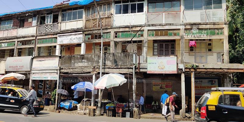 Mutunga Market Walkway