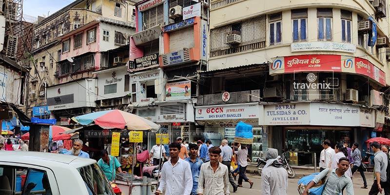 Zaveri Bazar