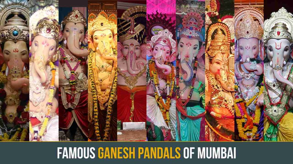 Ganesh Pandals Mumbai 2019