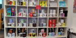 Colourful Mugs at Kulture Shop
