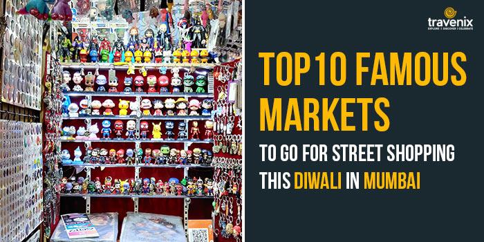 Diwali Street Shopping Mumbai