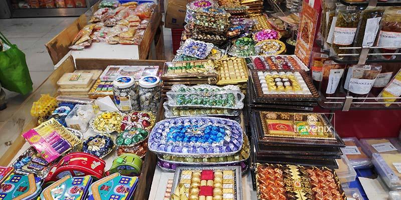 Irla-Market Mumbai